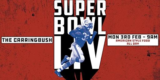 Super Bowl at The Carringbush Hotel
