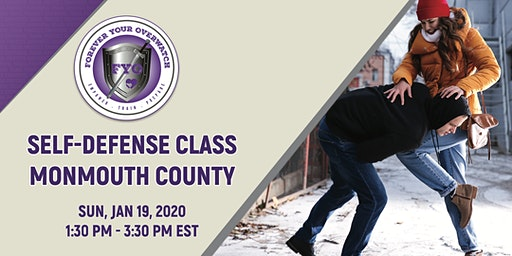 Self-Defense Class Monmouth County
