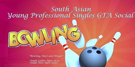 South Asian Young Professional Singles Valentine's GTA Social  tickets
