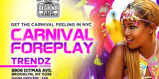 CARNIVAL FOREPLAY 2020