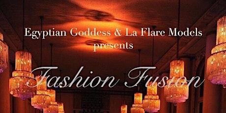Laflare Models Fashion Fushion Runway Show tickets