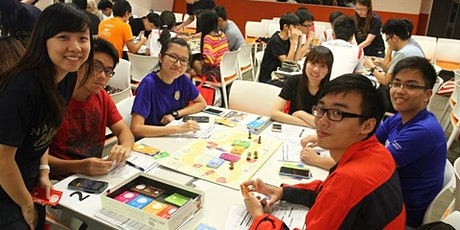 Learn and Play: Uniquely Singapore Financial Board Game (Asset Finesse) tickets