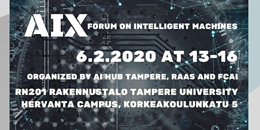 AIX Forum on Intelligent Machines