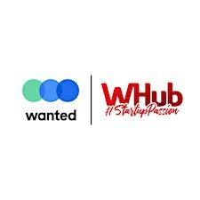 Wanted and WHub logo