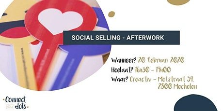 Social Selling - Afterwork tickets