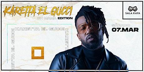 Concierto de Karetta El Gucci - Sala Kaya (Madrid) entradas