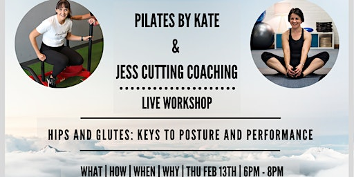 Hips and Glutes: The Keys to Posture and Performance