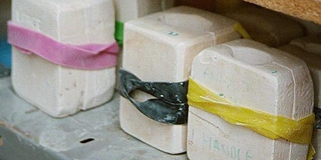 2 part plaster mould making course tickets