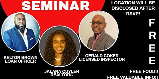 Leap Into Home Buying - First Time Home Buyer Seminar