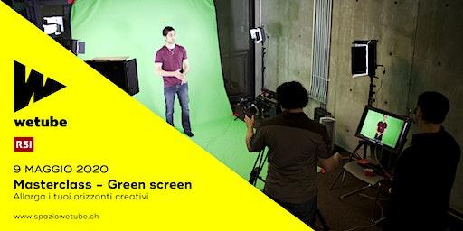 Masterclass: Green screen