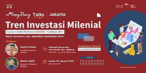 [FREE] #MoneyDiary Talk | Jakarta