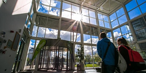 IT Sligo CAO Open Day - Be a Student for a Day