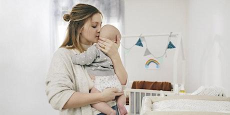 L'Atelier des mamans Lillydoo sur les pleurs du bébé à Lyon billets