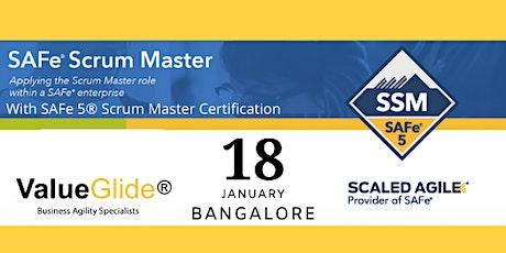 Scrum Master  - SAFe® 5.0 - Mumbai tickets