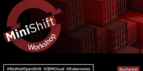 An introduction to using Kubernetes with Minishift - Workshop tickets