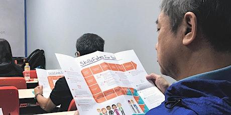 SkillsFuture Advice Workshop at Serangoon Public Library tickets