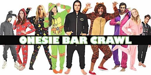 Onesie Bar Crawl - Oxford OH