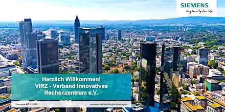 VIRZ Erster Konstruktiver Dialog 2020 / VIRZ X Siemens Tickets