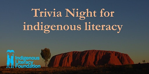 Trivia for Indigenous Literacy