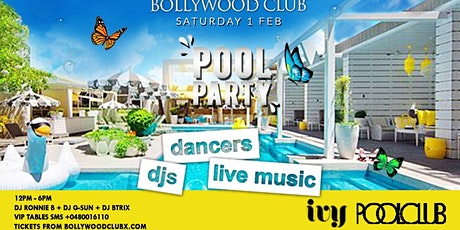 POOL PARTY @IVY POOL CLUB,SYDNEY tickets