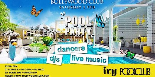 POOL PARTY @IVY POOL CLUB,SYDNEY