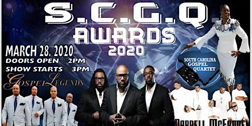 South Carolina Gospel Quartet Awards 2020 Concert