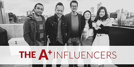 A+ Influencers: Strategic networking with impact tickets