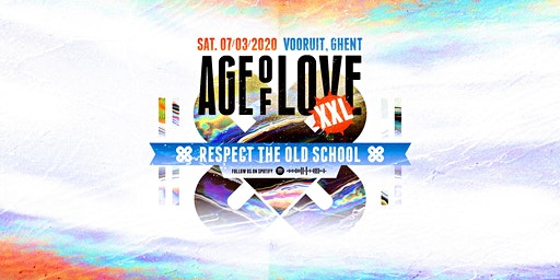 Age Of Love XXL