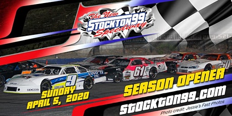 Stockton 99 Speedway - April 5, 2020 tickets