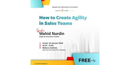 How to Create Agility in Sales Teams