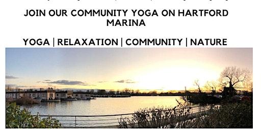 HARTFORD COMMUNITY YOGA AND WELLNESS SESSIONS