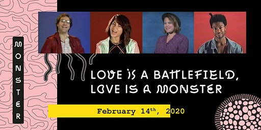 Love is a Battlefield, Love is a Monster