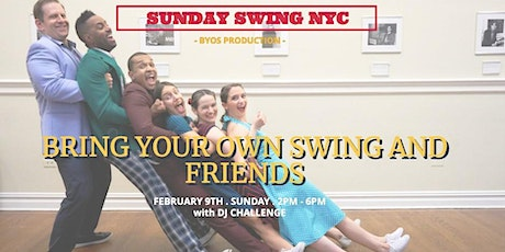 BYO Swing And Friends tickets