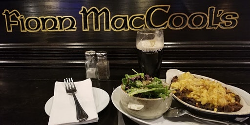 FREE DINNER FOR 2 at Fionn MacCools