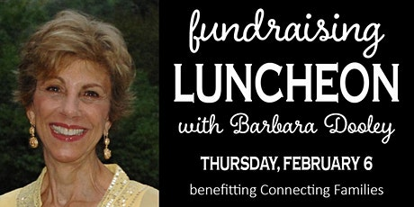 Connecting Families Luncheon with Barbara Dooley tickets