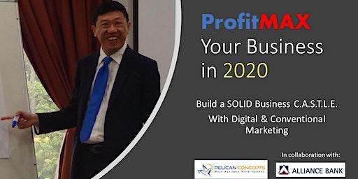 ProfitMAX 2020 Kicstarter