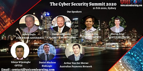The Cyber Security Summit  2020 - Sydney tickets