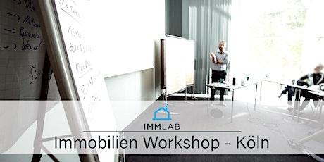 Immobilien Seminar Köln - Erfolgreicher Vermögensaufbau mit Immobilien Tickets