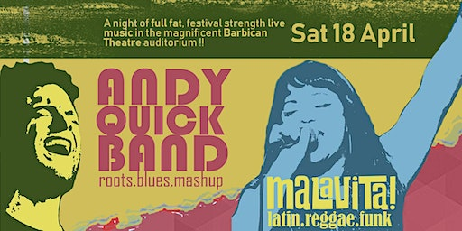 Andy Quick Band & Malavita!