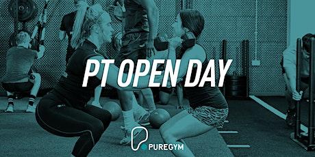 PT Open Day - Burgess Hill tickets