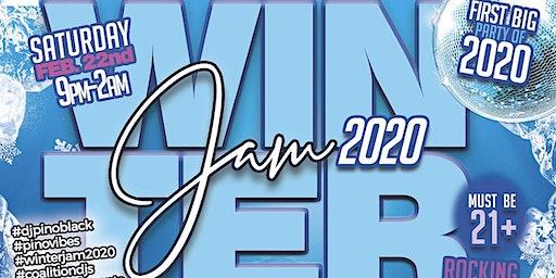 Winter Jam 2020 Party!