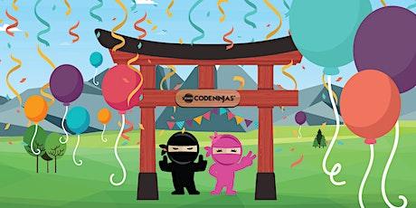 Code Ninjas Cupertino Grand Opening tickets