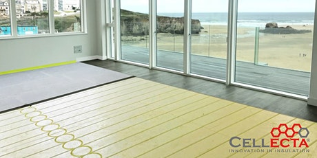 Specification of underfloor heating and how best to incorporate it within floor treatments tickets