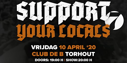 SUPPORT YOUR LOCALS 7 - Liar , Signs Of Algorithm , ArtFx, Askebee