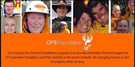 Soul of South Australia, CFS Fundraiser tickets