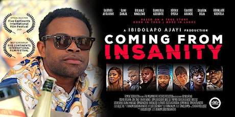 An Edmonton Black History Month Screening Of Coming From Insanity tickets