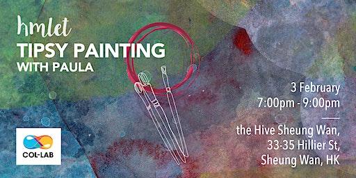 Tipsy Painting with Paula