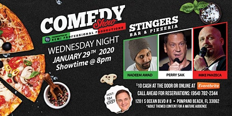 Stingers Stand Up Comedy Show! tickets