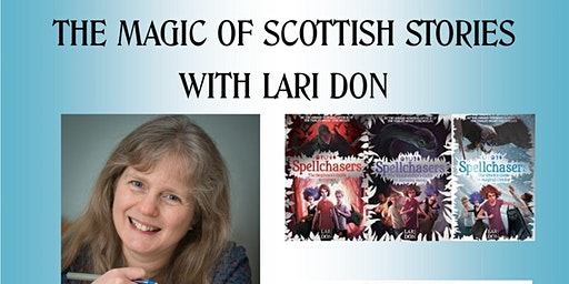 Further FromFestival: Lari Don, The Magic of Scottish Stories
