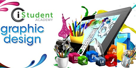 iStudent Academy JHB: Graphic Design Career Workshops tickets